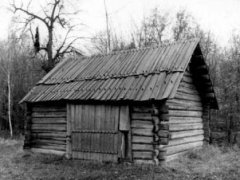 Ток (клуня) 19 ст. Житомирщини, НМНАПУ