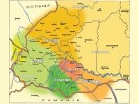 Етнографічне районування Українських Карпат