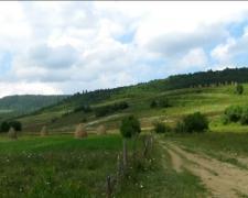 Краєвид Бойківщини