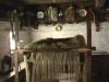 Ткацький верстат з сукном для гуні