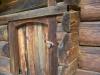 Двері гуцульської хати