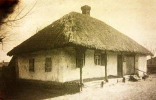 Традиційна хата у Харкові