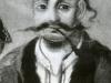 Козак Мамай (фрагмент). 19 ст.