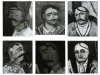 Фрагменти народних картин
