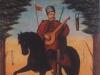 Козак-бандурист. 1928 р.