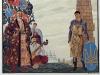 Георгій Нарбут. Обкладинка проекта Великого герба України. 1918