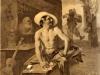 Тарас Шевченко. Програвся в карти. 1856-1857