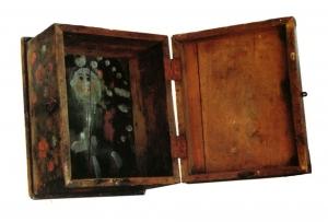 Мальована скринька