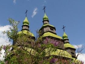 Козацька церква у Музеї
