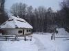 Біля хати 19 ст. з Черкащини