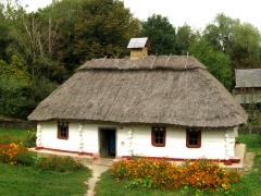 Хата 1842 р. з Вінниччини, НМНАПУ
