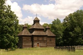 Воскресенська церква 1789 р. з Рівненщини, НМНАПУ