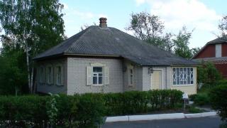 Будинок 1962 р. з Чернігівщини, НМНАПУ