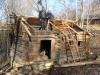 Реставрація хати-бухні з Верховини