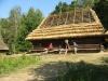 Реставрація бойківської хати. 2008 р.