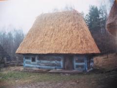 Фото 6. Хата 17−18 ст. з Закарпаття, НМНАПУ