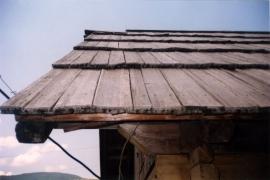 Фото 8. Стайня, покрита в щир