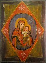 Богородиця Неопалима Купина. Ж-174