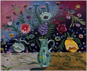 Натюрморт з квітами. Ж-24