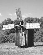 Вітряк поч.20 ст. з Полтавщини, НМНАПУ