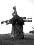 Вітряк 1948 р. з Західного Полісся, НМНАПУ