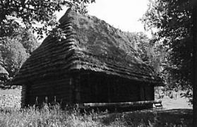Хата поч.20 ст. з Бойківщини, НМНАПУ