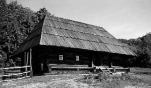 Хата 1807 р. з Бойківщини, НМНАПУ