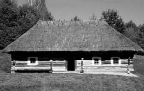 Хата 19 ст. з Буковини, НМНАПУ