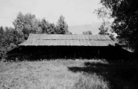 Хата 18–19 ст. з Гуцульщини, НМНАПУ