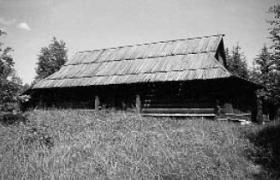 Хата 1843 з Гуцульщини, НМНАПУ