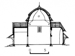 Церква Преображення 1662 р. з Львівщини, НМНАПУ