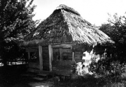 Комора кін.19 ст. з Черкащини, НМНАПУ