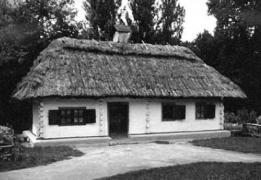 Хата кін.19 ст. з Черкащини, НМНАПУ