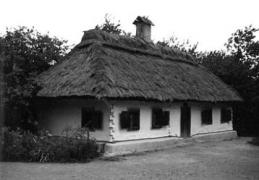Хата 1907 р. з Черкащини, НМНАПУ