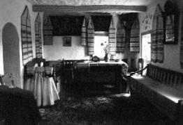 У хаті кін.19 ст. з Черкащини, НМНАПУ