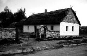 Хата поч.20 ст. з Миколаївщини, НМНАПУ