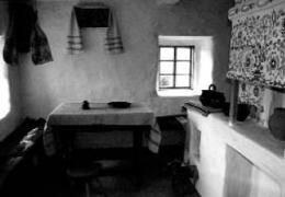 У хаті поч.20 ст. з Одещини, НМНАПУ