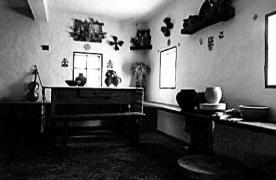 У хаті кін.19 ст. з Вінниччини, НМНАПУ