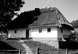 Хата кін.18 ст. з Вінниччини, НМНАПУ