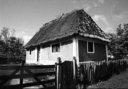 Хата 1892 р. з Хмельниччини, НМНАПУ