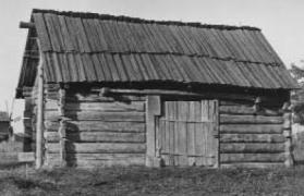 Ток (клуня) 19 ст. з Рівненщини, НМНАПУ