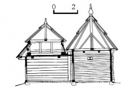 Каплиця 17–18 ст. з Рівненщини, НМНАПУ