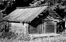 Кліть 18 ст. з Рівненщини, НМНАПУ