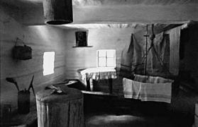 У хаті 19 ст. з Рівненщини, НМНАПУ