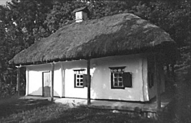 Хата кін.19 ст. з Луганщини, НМНАПУ