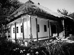 Хата 19 ст. з Луганщини, НМНАПУ