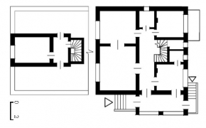 Будинок 1966 р. з Закарпатської обл., НМНАПУ