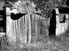Огорожа з кам'яними стовпами з Хмельниччини, НМНАПУ