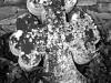 Хрест на церковному подвір'ї, НМНАПУ